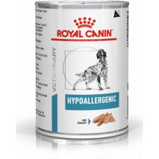 Royal Canin DOG Hypoallergenic лікувальна консерва для собак при харчовій алергії