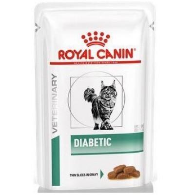 купити Royal Canin DIABETIC FELINE CAT при сахарном диабете в Одеси