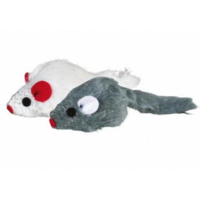 купити Іграшка мишка пухнаста для котів в Одеси