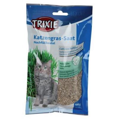 купити Trixie (Трикси) Трава для котов 100 г в Одеси