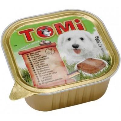 TOMi lamb ТОМИ ЯГНЕНОК консервы для собак, паштет