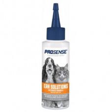 8in1 (8в1) Pro-Sense Ear Cleanser Liquid Про Сенс лосьйон для очищення вух кішок і собак, 118 мл