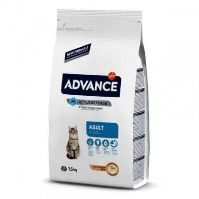 купити Advance Cat Adult Chicken & Rice с курицей для котов 15 кг в Одеси