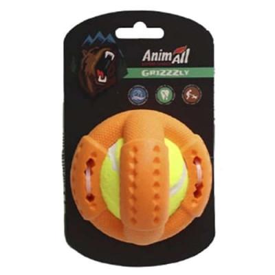 купити AnimAll (ЕнімАлл) GrizZzly Іграшка-тенісний м'яч для собак в Одеси