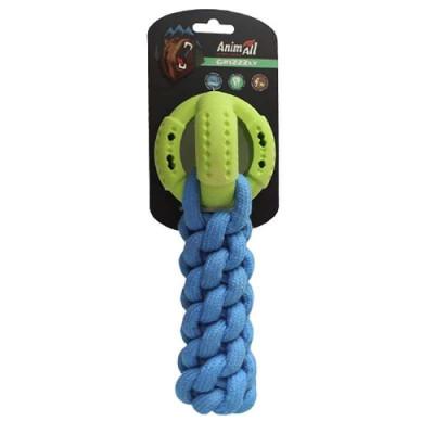 купити AnimAll (ЕнімАлл) GrizZzly Іграшка-кроссфіт з м'ячем для собак в Одеси