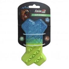 AnimAll (ЕнімАлл) GrizZzly Іграшка для собак, кісточка охолоджуюча