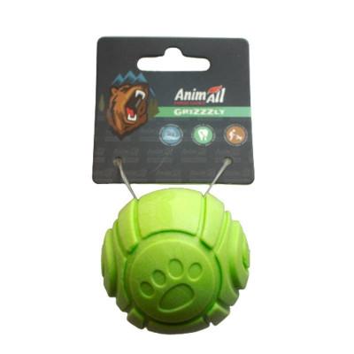 купити AnimAll (ЕнімАлл) GrizZzly Іграшка м'ячик з ароматом зеленого яблука в Одеси