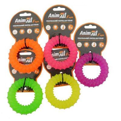 купити AnimAll (ЕнімАлл) Fun Іграшка кільце з шипами для собак в Одеси