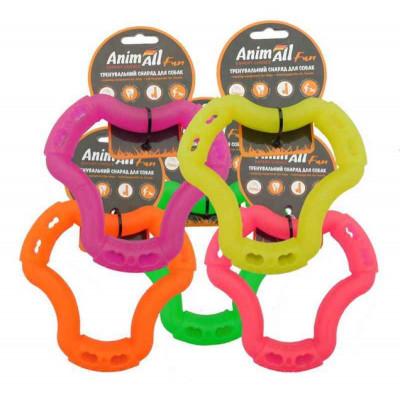 купити AnimAll (ЕнімАлл) Fun Іграшка кільце 6 боків для собак в Одеси