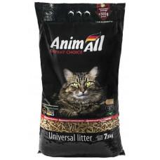 AnimAll (ЕнімОлл) - Деревний, гранульований наповнювач для котячих туалетів