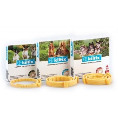 купити Kiltix (Килтикс) ошейник от блох и клещей для собак в Одеси