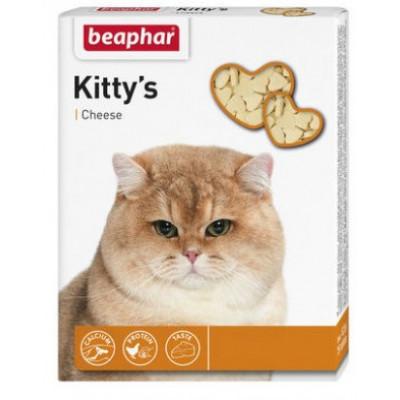 купити Beaphar Kittys Cheese витамины с сыром, 180 таб в Одеси