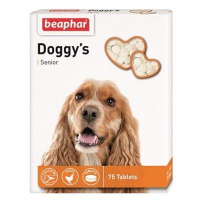 купити Beaphar Doggys Senior для собак старше 7 лет, 75 таб в Одеси