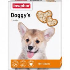 Beaphar Doggy's Junior - витаминное лакомство для щенков, 150 таб.