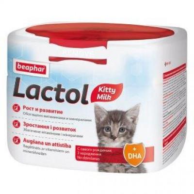 купити Beaphar Lactol Kitty Milk  сухе молоко для кошенят, 250 г в Одеси