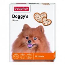 Beaphar (Беафар) Doggy's Biotine Вітаміни для нормалізації обміну речовин у собак, 75 табл
