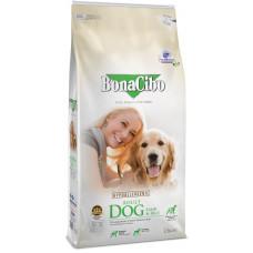 BonaCibo Adult Dog Lamb&Rice з м'ясом ягняти та рисом собак всіх порід