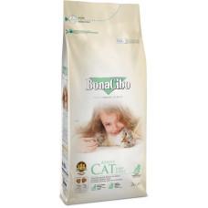 BoneCibo Adult Cat Lamb&Rice з м'ясом ягняти та рисом для дорослих котів всіх порід з чутливим шлунком та вибагливих до їжі