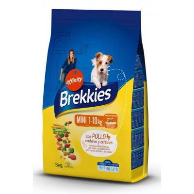 купити Brekkies (Бреккіз) Adult Dog Mini для собак дрібних порід 20 кг в Одеси