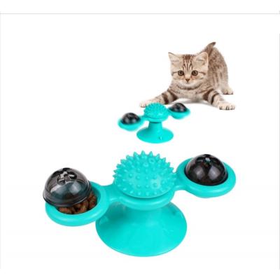 Bronzedog (Бронздог) Petfun Карусель з котячої м'ятою і світлодіодним кулькою