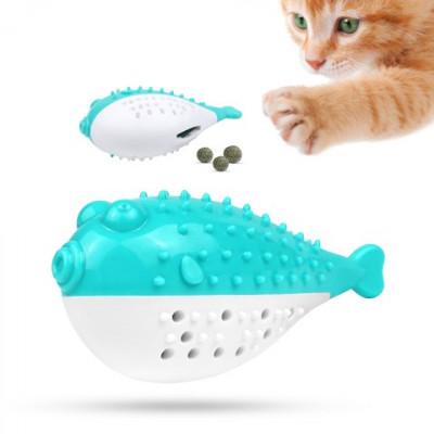 Bronzedog (Бронздог) PetFun Фугу з котячої м'ятою іграшка для котів і собак