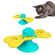 Bronzedog (Бронздог) PetFun Млин з котячої м'ятою іграшка для котів