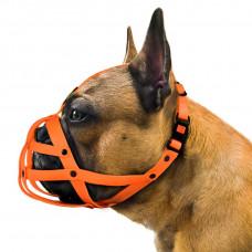 Bronzedog (Бронздог) Намордник водовідштовхувальний біотановий Французький бульдог