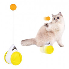 Bronzedog (Бронздог) Petfun Інтерактивна на коліщатках для кішок 6 х 24 см