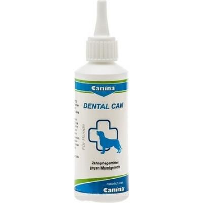Canina (Канина) Dental Can усуває запах з пащі, для здоров'я зубів і ясен 100 мл для собак