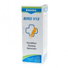 Canina (Канина) Bird V12 вітамінний комплекс для птахів 12 мл