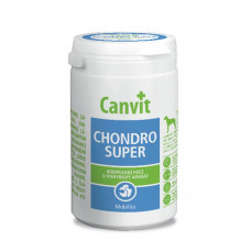 Canvit (Канвіт) Chondro Super for dogs Кормова добавка з глюкозаміном, хондроїтином і МСМ собак вагою більше 25 кг