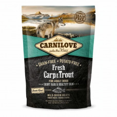 Carnilove Fresh Carp & Trout for Adult dogs для дорослих собак з коропом і фореллю