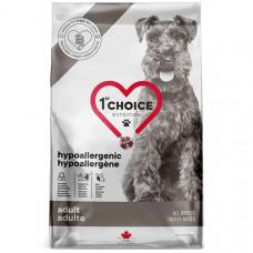 1st Choice (Фест Чойс) Hypoallergenic качка і батат гіпоалергенний сухий корм для собак