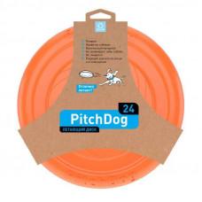 Collar (Коллар) PitchDog Ігрова тарілка для апортировки, діаметр 24 см
