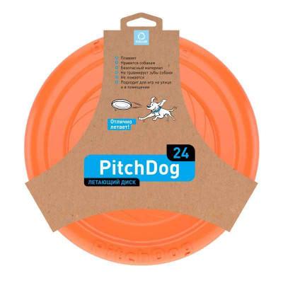 купити Collar (Коллар) PitchDog Ігрова тарілка для апортировки, діаметр 24 см в Одеси