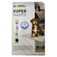 Пеленки для собак CaniAMici Super Nappy 60*60 см