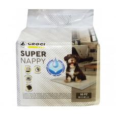 Пеленки для собак CaniAMici Super Nappy 60*40 см