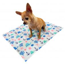 Croci Охолоджуючий килимок для собак Fresh Breeze Whales