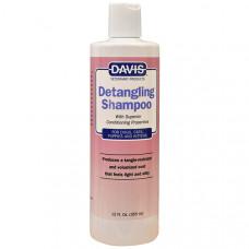 Davis Detangling Shampoo ДЕВІС ЛЕГКЕ РОЗЧІСУВАННЯ шампунь-кондиціонер від колтунів для собак, котів, концентрат