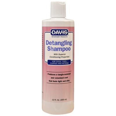 купити Davis Detangling Shampoo ДЕВІС ЛЕГКЕ РОЗЧІСУВАННЯ шампунь-кондиціонер від колтунів для собак, котів, концентрат в Одеси