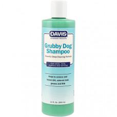 Davis Grubby Dog Shampoo ДЭВИС ГРАББИ ДОГ шампунь глубокой очистки для собак, котов, концентрат