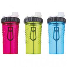 Dexas Пляшка подвійна для води і корму або ласощі 480 мл