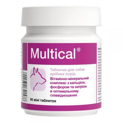 купити Dolfos (Долфос) Multical MINI Вітамінно-мінеральний комплекс для дрібних порід собак в Одеси