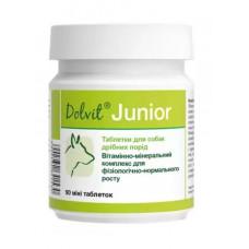 Dolfos (Долфос) Dolvit Junior MINI Витаминно-минеральный комплекс для щенков и молодых собак мелких пород