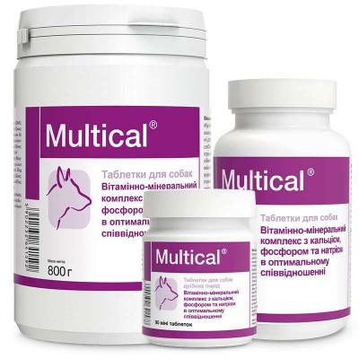 Dolfos (Долфос) Multical Вітамінно-мінеральний комплекс для собак
