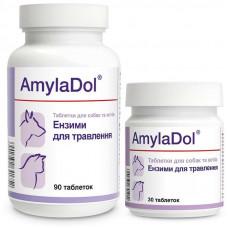 Dolfos (Долфос) AmylaDol Вітамінно-мінеральний комплекс для собак і кішок при порушенні травлення