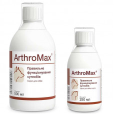 Dolfos (Долфос) ArthroMax Сироп Артромакс для суглобів з глюкозаміном і хондроїтином для собак і кішок