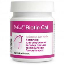 Dolfos (Долфос) Dolvit Biotyn Cat Вітамінно-мінеральний комплекс з біотином для кішок