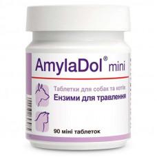 Dolfos (Долфос) AmylaDol MINI Вітамінно-мінеральний комплекс для собак малих порід і кішок при порушенні травлення