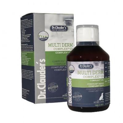 купити Dr.Clauder's Multiderm Complex 10 Multi Oil Комплекс 10 масел сироп для шерсті собак в Одеси